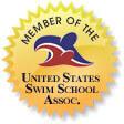 United States Swim School Association | Logo